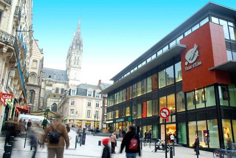 20 ans apsys iconic places fonci re de d veloppement - Centre commercial porte de la villette ...