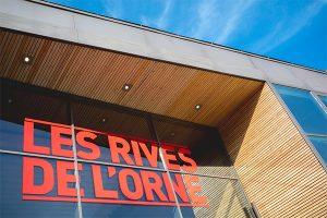 Portfolio Rives de l'Orne Apsys centre commercial Caen
