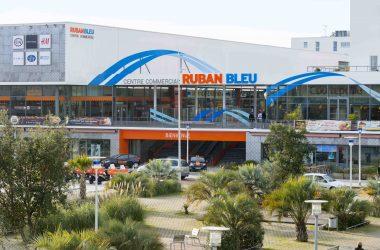 Ruban Bleu, Saint-Nazaire – Centre commercial - Apsys