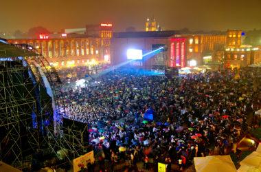 Manufaktura, Łódź-Pologne – Concert - Apsys
