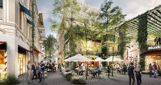 Placette Bordeaux Saint-Jean