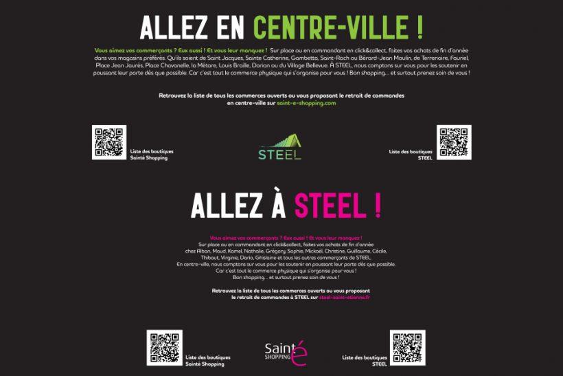 Allez en centre-ville_Steel