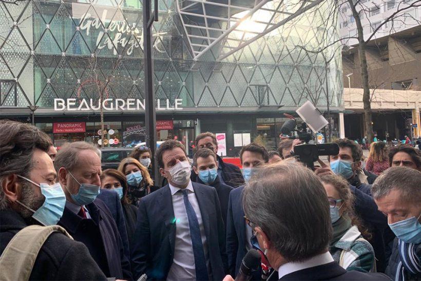 Beaugrenelle Paris Soldes 2021 5