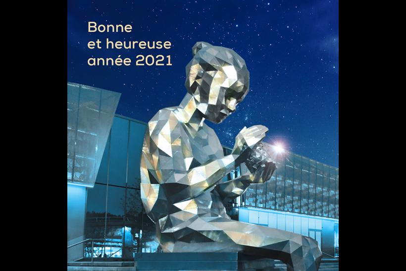 Voeux site web 2021