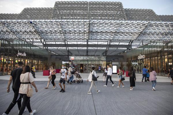 Steel_Pavillon ©Pierre Grasset